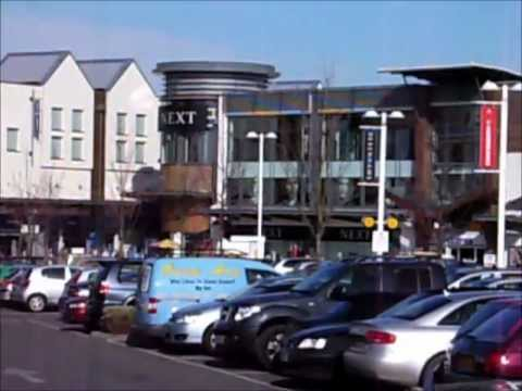 Westwood Cross Shopping Centre August 2011