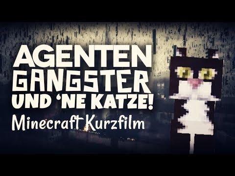 Agenten, Gangster Und 'ne Katze! - Minecraft Kurzfilm video