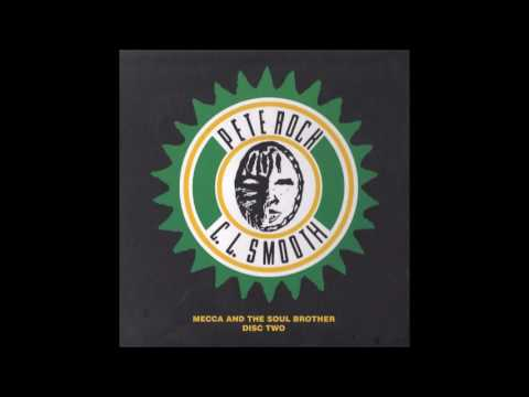 Pete Rock & C.L. Smooth - Mecca and the Soul Brother - Bonus Disc