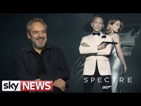 Spectre Director Sam Mendes On New James Bond Film