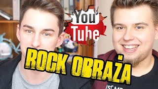Rock obraża youtuberów 2...