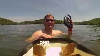GoPro HD: Panther Cove Pickwick Lake - Syma RC Boat GoPro Fun