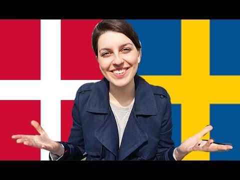 Дания или Швеция – где лучше жить?