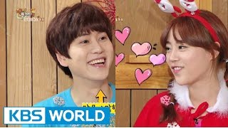Happy Together - So Yujin, Shoo, Heo Youngji, Kyuhyun & more! (2015.01.15)