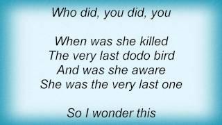 Watch Dave Matthews Band Dodo video