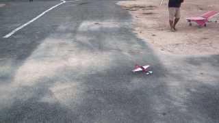 RC Chiangrai Thailand Mini Plane 4 CH F939 at Rimchorn Flying Club