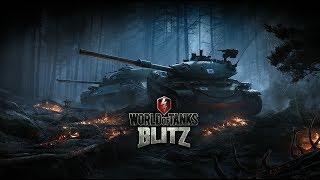 Стрим по World of Tanks Blitz