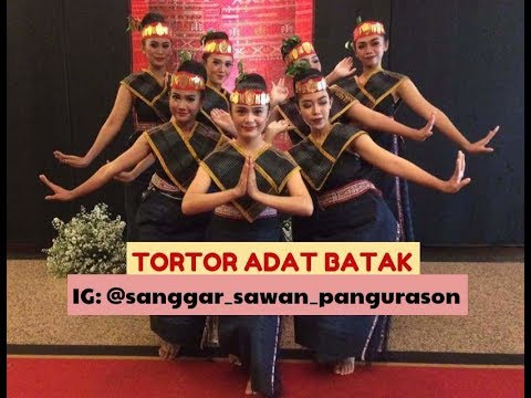 Tor-tor Pesta Pernikahan Batak