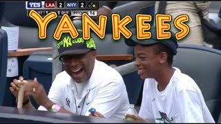 New York Yankees: Funny Baseball Bloopers