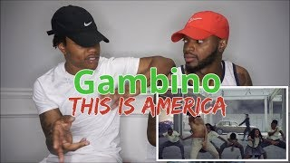 Childish Gambino This Is America Official Audio Reaction