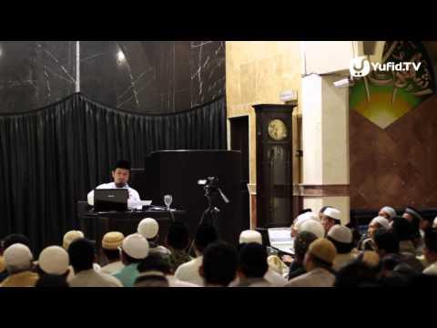 Kajian Tafsir Al Quran: Tafsir Surat At Takatsur Ayat 2 Bagian 2 - Ustadz Abdullah Zaen, MA