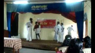 MIIT College Day 2011 - Oppana by S3 MCA