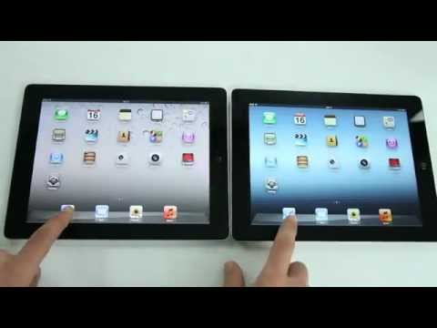 New Apple iPad 3 vs iPad 2 Comparison Review (HD)