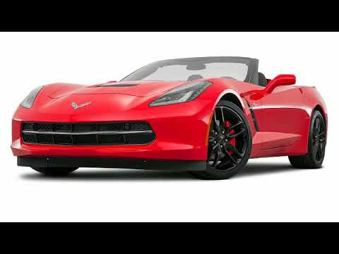 2018 Chevrolet Corvette Video