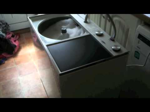 Hotpoint Supermatic 1469 Twin Tub Washing Machine