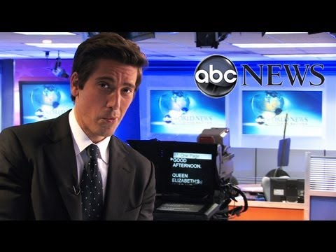 Cubes: Tour of ABC News Headquarters