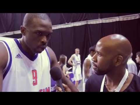 Luol Deng talks Afrobeats with DJ Spoony