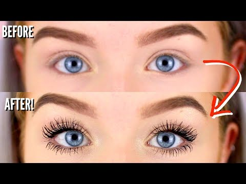 HOW TO GET AMAZING LASHES!! DRUGSTORE MASCARA ROUTINE   sophdoesnails