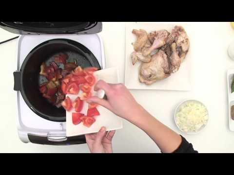 Chef Plus - Pollo a la cerveza - Recetas robot cocina