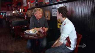 Kitchen nightmares Black pearl one year later Gordon ramsey revisited S03E10