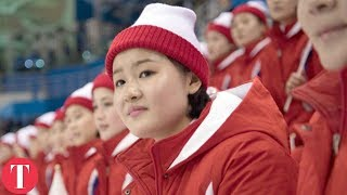 The North Korean Olympic Cheerleaders: Things You Should Know | Talko News