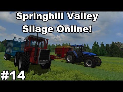 Farming Simulator 2013: Silage Cinematic -...