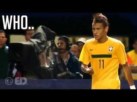 Messi vs Neymar Adidas And Nike Production 2013