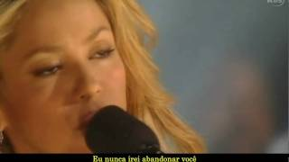 Watch Shakira Ill Stand By You video