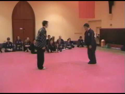 H.I.A. Hapkido Sparring/Technique Demo Image 1