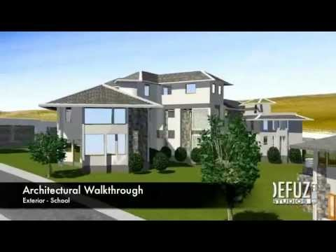 3D Walkthrough India, Architectural Walkthrough Delhi - Defuzed Studios