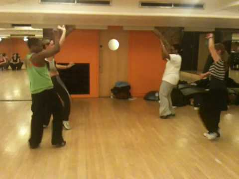 Teaching Teens Course, London 4th Feb, Bollywood Group Work! X X X video