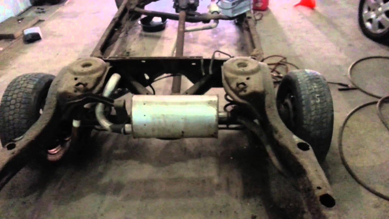 1980 Chevrolet Monte Carlo LS swap part 3 - YouTube