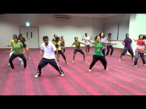 Dhating Naach I - Ntu Gsc Tip Tap Toe Dance Session video