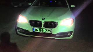 BMW modlu led ve siren sistemi
