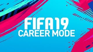 THREE SIMPLE CHANGES TO SAVE FIFA 19 CAREER MODE!