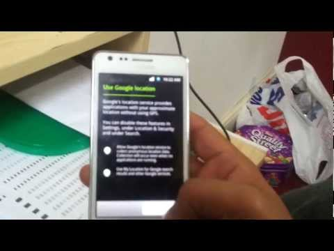 Installing Custom ROM with ROOT on Galaxy S2
