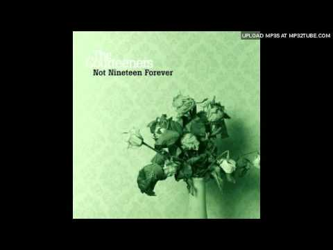 The Courteeners - Not Nineteen Forever (Instrumental)