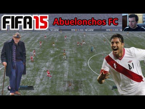 FIFA 15 UT - Abuelonchos FC: Discotecas Pizarro || Ultimate Team Online + Sobres Oro