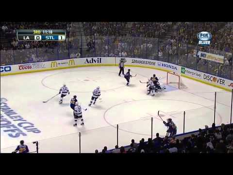 Los Angeles Kings vs St. Louis Blues | Game 1 WCQF Full Highlights | April 30th 2013