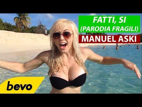 Club Dogo - Fragili ft. Arisa (PARODIA) - Manuel Aski
