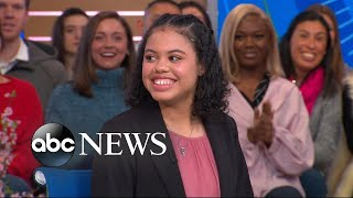 16-year-old accepted into 9 law schools l GMA