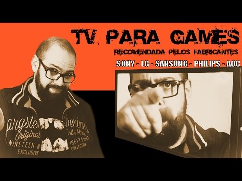 Tv Para Games Input Lag 4k Tempo De Resposta E