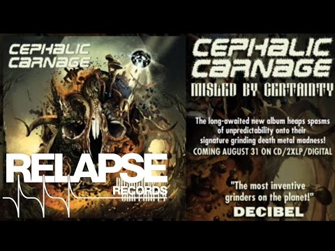 Cephalic Carnage - Abraxis Of Filth