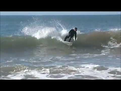 Go Pro Surfing Scott Eastwood