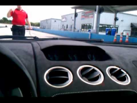 EXOTIC DRIVING EXPERIENCE AT DISNEY WORLD SPEEDWAY