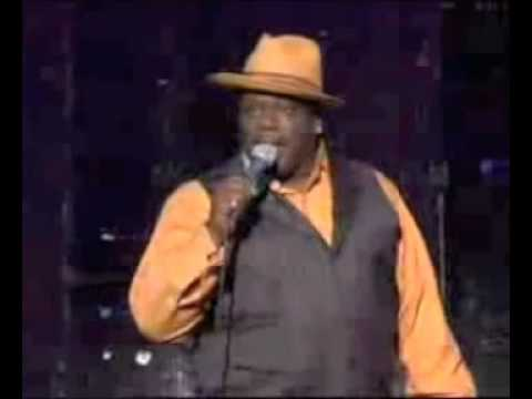 Cedric the Entertainer on Ron-Ron's Brawl