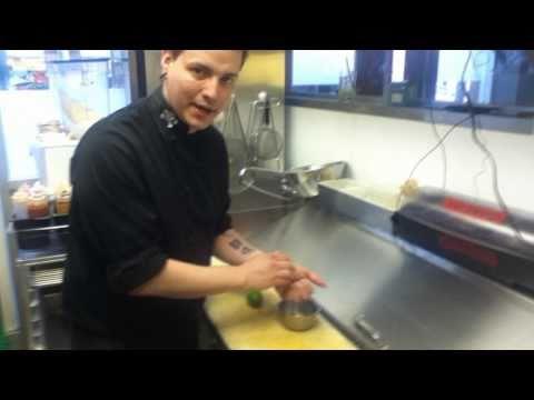 Home Made Vegetarian Enchiladas Part 2 HD