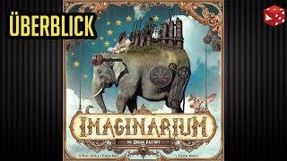 Imaginarium - Brettspiel im Überblick auf deutsch