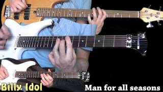 Watch Billy Idol Man For All Seasons video