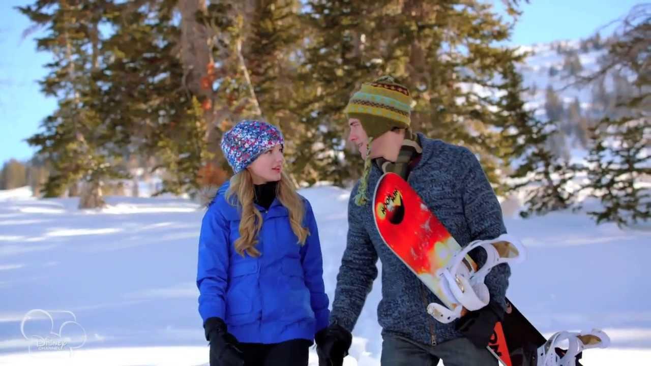 Dove Cameron And Luke Benward - Cloud 9 - Music Video ...